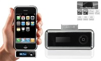 Product Image of mbeat iPhone & iPod FM Transmitter with Car Charger