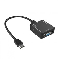 Product Image of Simplecom CM102 HDMI to VGA + Audio 3.5mm Stereo Converter