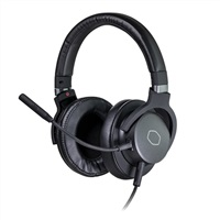 Product Image of Coolermaster MH752 OVER-EAR STEREO GAMING HEADSET, 7.1 SURROUND SOUND, 3.5MM/USB CONN