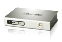 Product Image of ATEN USB to 2 Port Serial RS-422/485 Hub (UC4852)